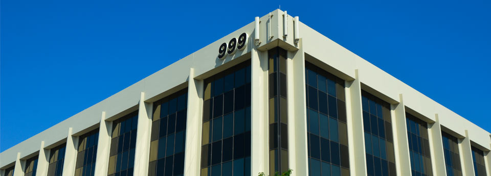 Exterior of 999 E. Touhy an office for rent in Des Plaines